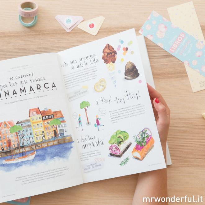 Rivista Nº3 Mr. Wonderful Ideas