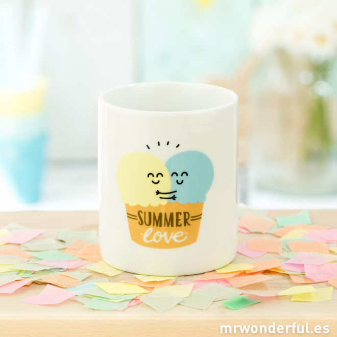 "Tazza ""Summer love"" (ENG)"