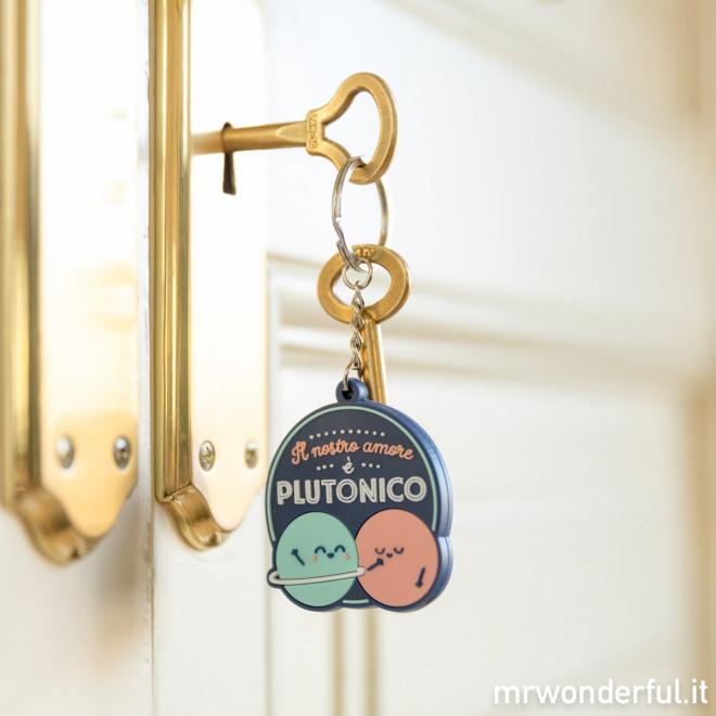 Portachiavi - Il nostro amore è plutonico (IT)