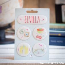 Calamite Lovely Streets - Sevilla