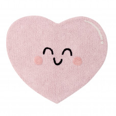 Lorena Canals Washable Rug - Happy Heart