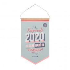 Calendario da muro - Preparati, 2020