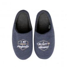 Pantofole numero 44-47 - Il momento migliore