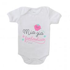 Body per neonato - Mia zia è fantastica
