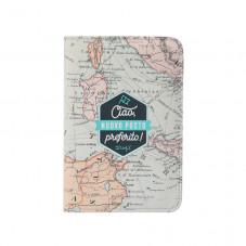 Porta passaporto - Ciao, nuovo posto preferito!