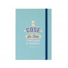 Quaderno con note adesive per essere sempre sul pezzo