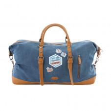 Weekend bag - Next stop: my greatest adventure