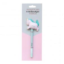 Penna con squishy - Unicorno