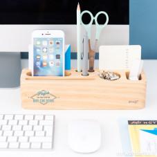 Portaoggetti da scrivania - Papà, tu hai tutto quel che serve (IT)