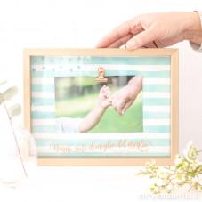 Cornice foto nonna