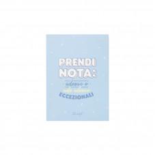Quaderno con stickers e foglietti adesivi eccezionali (IT)