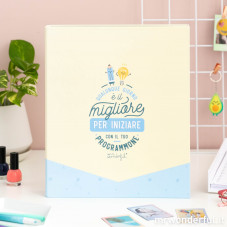 quaderno ad anelli MR Wonderful