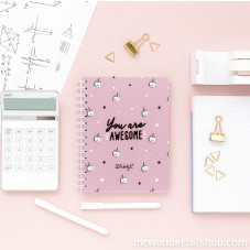 quaderno Mr Wonderful