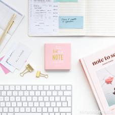 Block notes e memo adesivi - Tante tante tante note importanti (IT)