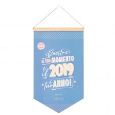 Calendario da muro 2019 - Questo è il tuo momento.