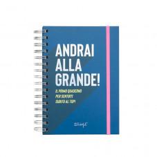 Quaderno con pensieri positivi - The Powerful Collection
