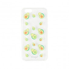 Cover transparente per iPhone 6 - Avocado