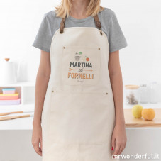 Grembiuli da cucina personalizzati