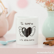 "Tazza ""Ti amo e ti stra-amo"" (IT)"