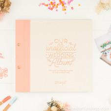 "Album fotografico ""Our unofficial wedding album"" (ENG)"