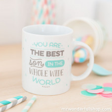 Tazza - You are the best son in the whole wide world (ENG)