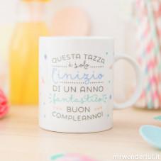 Tazza - Questa tazza è solo l'inizio di un anno fantastico! (IT)