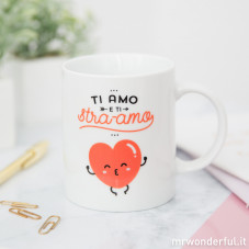 Tazza - Ti amo e ti stra-amo (IT)