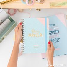 Agenda Annuale 2018 Settimanale - Vai e brilla! (IT)