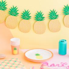 Festone di carta - Ananas (ENG)