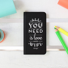 Custodia per iPhone 6 - All you need is love and Wifi