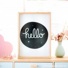 """Luce """"Poster lightbox"""""""