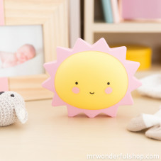 """Luce notturna """"Mini sun""""  (ENG)"""