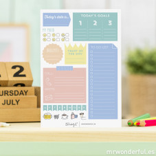 Block notes per tutti i giorni (ENG)