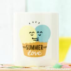 "Tazza ""Summer love"" (ENG)"