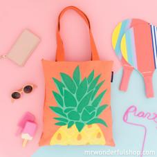 Borsa Tote bag - Ananas