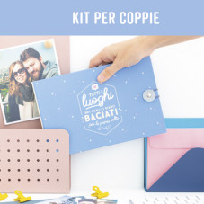 Kit per coppie altamente fotogeniche