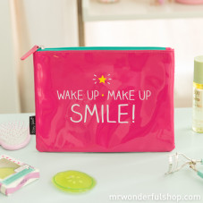 "Trousse da viaggio ""Wake up"" (ENG)"
