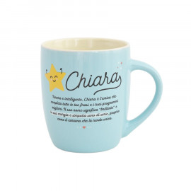 Tazza Chiara - Wonderful names