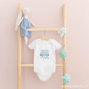 Body personalizzati per neonati
