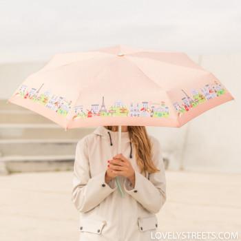 Ombrello piccolo Lovely Streets - Paris (ENG)