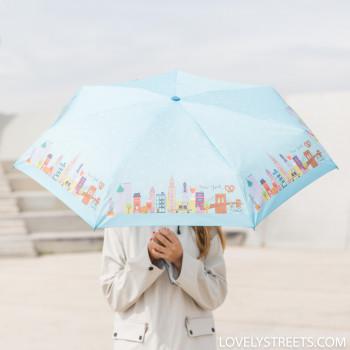 Ombrello piccolo Lovely Streets - New York(ENG)