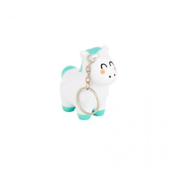 Portachiavi squishy - Unicorno