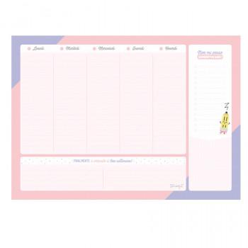Planner settimanale per rendere ogni giornata eccezionale