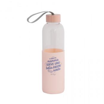 Bottiglia - A questa mamma serve una bella siesta