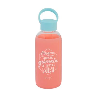 Bottiglia - Allegria, questa giornata è tutta mia!