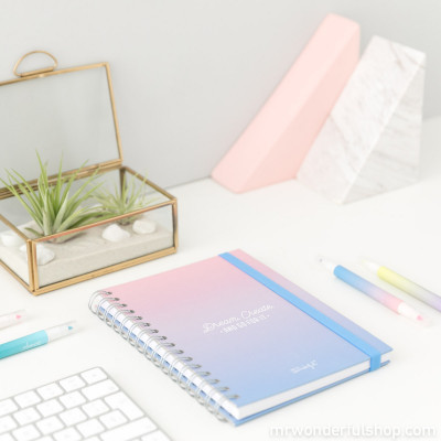 Planner – Dream, create and go for it (ENG)