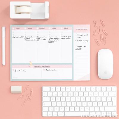 Planner settimanale per dare il massimo (IT)