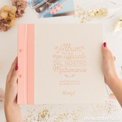 Album Fotografico - Album non ufficiale del nostro matrimonio (IT)