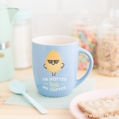 Tazza - I'm hotter than my coffee (ENG)