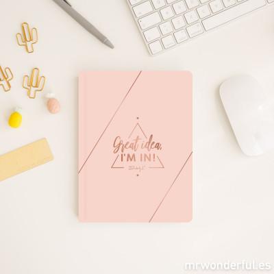 Planner settimanale - Great idea, I'm in! (ENG)
